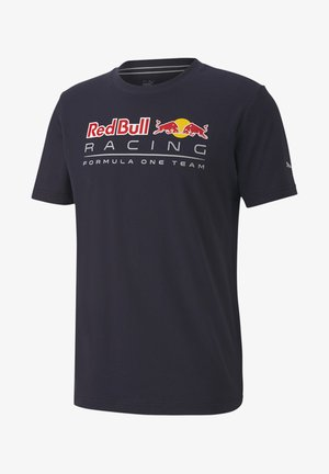 RED BULL  - T-Shirt print - night sky
