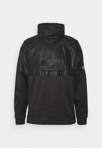 C.P. Company - TURTLE NECK - Sweatshirt - pirate black - 4