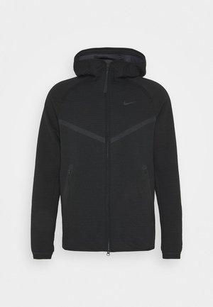 HOODIE  - veste en sweat zippée - black/anthracite