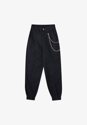 MIT KETTE - Kalhoty - black