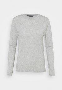 Marks & Spencer London - Top sdlouhým rukávem - grey - 3