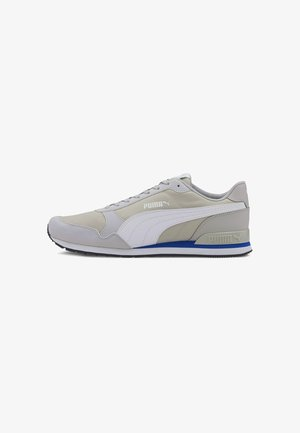 Trainers - white-white-lapis blue