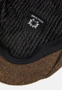 Brixton - BROOD SNAP CAP UNISEX - Hatt - brown - 3