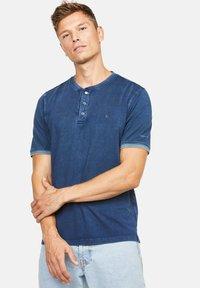 Colours & Sons - KAI - Polo shirt - dunkelblau - 0