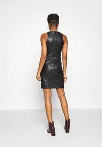 ONLY - ONLPIPER DRESS - Kjole - black - 2
