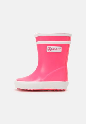 FLAC NEON - Wellies - rose