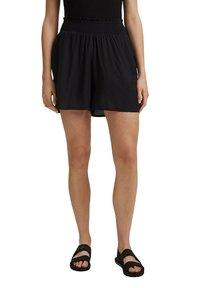 edc by Esprit - FASHION  - Shorts - black - 0