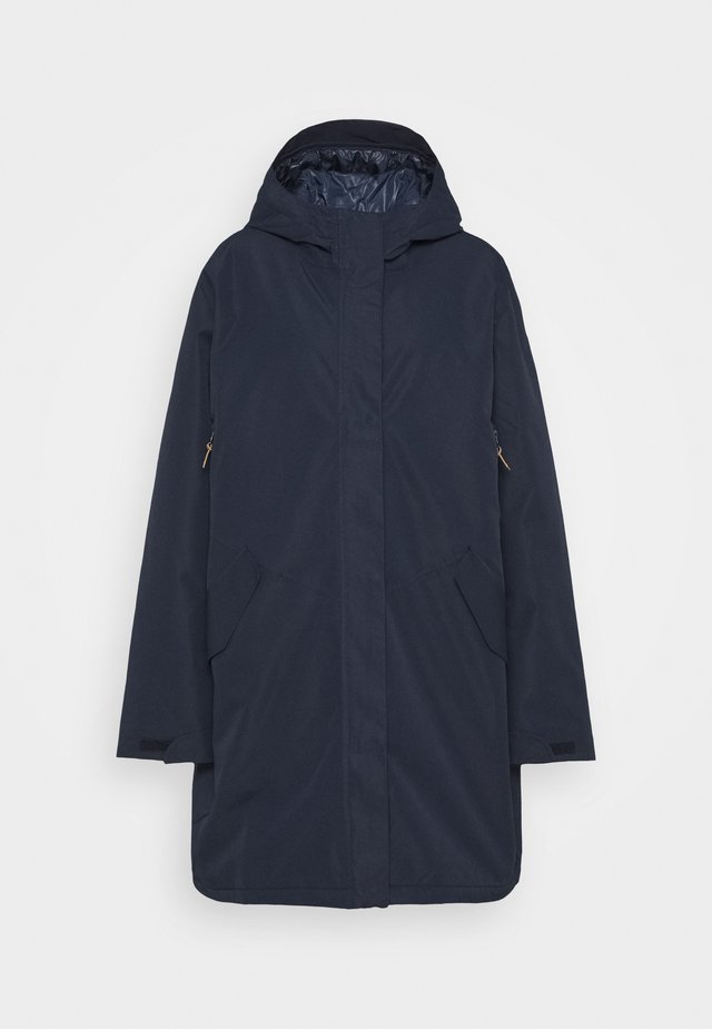 EP ADDIS - Parka - dark blue