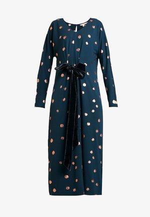 EVA DRESS - Jerseykjole - teal