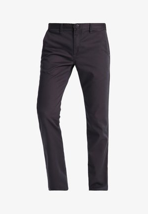 MN AUTHENTIC CHINO STRETCH - Chinos - asphalt
