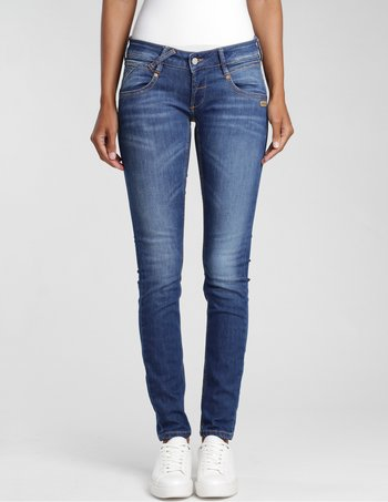 Jeans Skinny Fit - asteroid wash