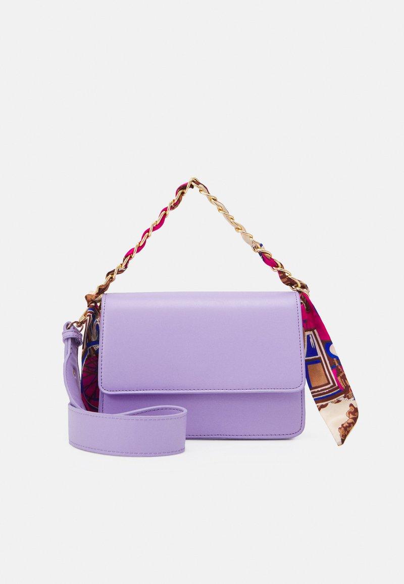 Pieces - PCELISH KEY - Handbag - sheer lilac