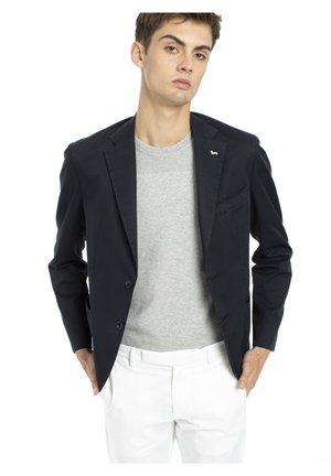 Blazer jacket - blu scuro