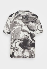 Holzweiler - RUSH TEE - Print T-shirt - dark grey - 7