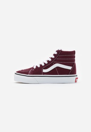 SK8 UNISEX - Sneakersy wysokie - port royale/true white