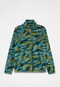 O'Neill - Fleece jumper - green aop - 1