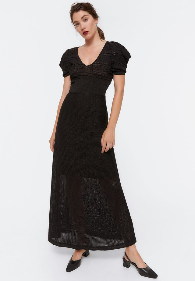 MIT LOCHMUSTER - Vapaa-ajan mekko - black