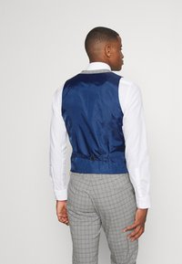 Isaac Dewhirst - THE FASHION SUIT PIECE CHECK - Completo - grey - 5