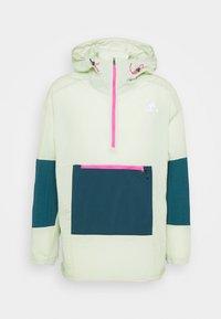 adidas Performance - ADAPT JACKET - Sports jacket - light green - 0