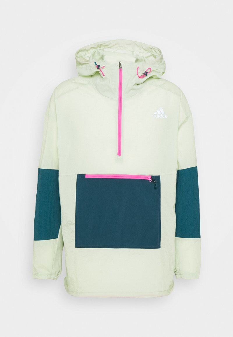 adidas Performance - ADAPT JACKET - Sports jacket - light green