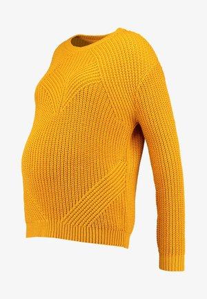 REMI - Jumper - mustard