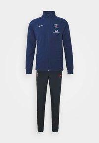 Nike Performance - PARIS ST GERMAIN DRY SUIT - Club wear - midnight navy/dark obsidian/white - 8