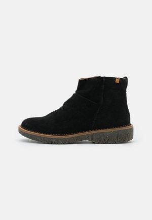 Korte laarzen - black/volcano