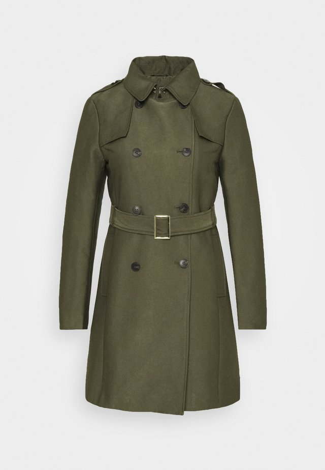 CLASSIC - Trenchcoats - olive