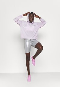 Nike Performance - COVERUP  - Hoodie - iced lilac/metallic silver - 3