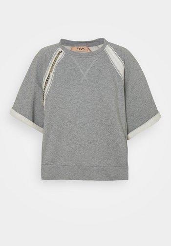TAPED  - Sweatshirt - grey