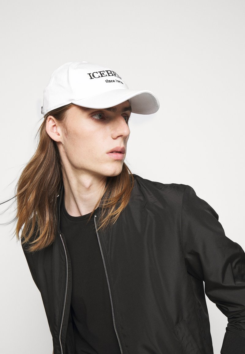 Iceberg - UNISEX - Cap - white