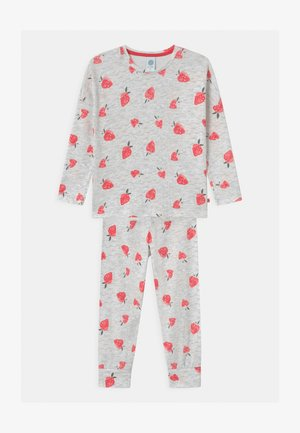 MINI LONG - Pyjama set - light grey