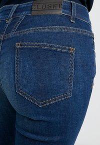 CLOSED - BAKER - Džíny Slim Fit - dark blue - 5
