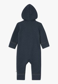 Müsli by GREEN COTTON - QUILT SUIT - Jumpsuit - midnight - 1