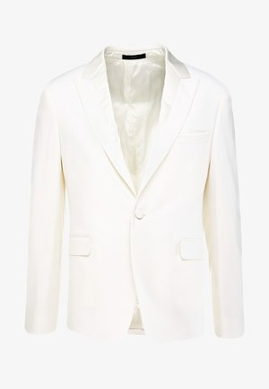 KENSINGTON EVENING JACKET - Suit jacket - white
