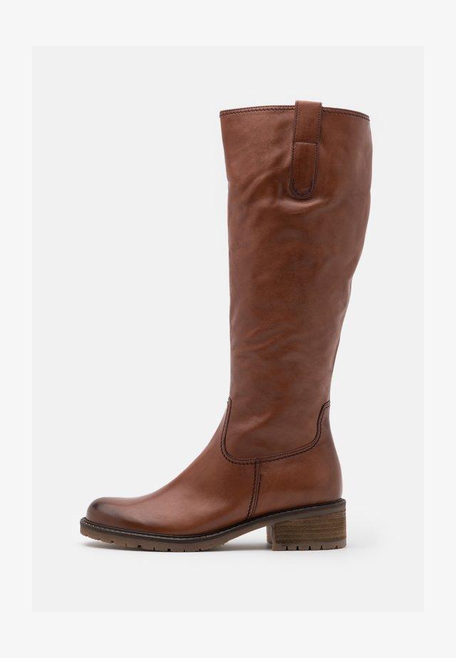 Høje støvler/ Støvler - caramello