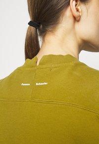 Proenza Schouler White Label - LONG SLEEVE - Sweatshirt - moss - 4
