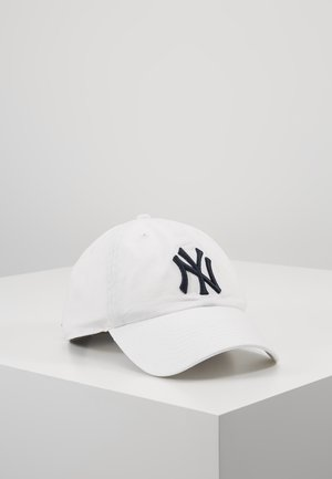 NEW YORK YANKEES CLEAN UP UNISEX - Kšiltovka - white