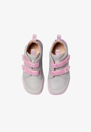 BARFUSSSCHUH KOALA - Baby shoes - grey