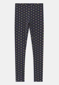 Name it - NKFVIVIAN 2 PACK - Leggings - Trousers - grey melange - 2