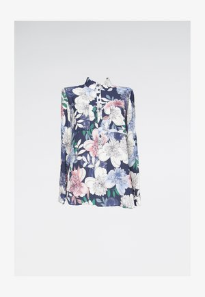 Tunic - flower print