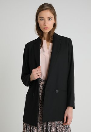 SYDNEY FASHION  - Short coat - black