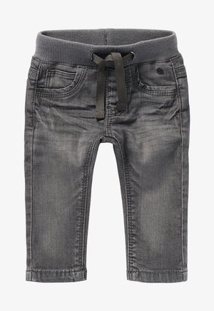 NAVOI - Straight leg jeans - mid grey denim