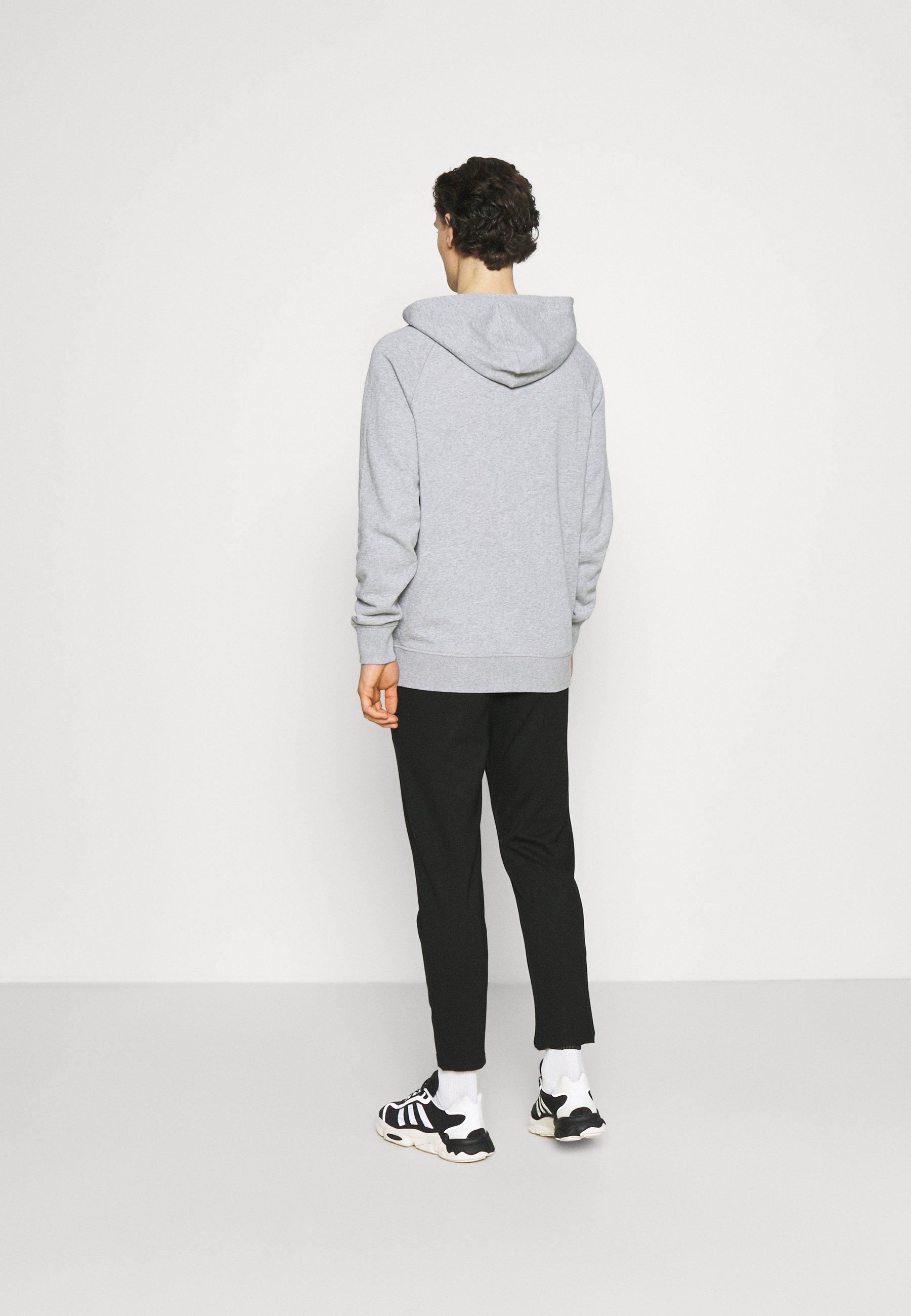 Uomo PONTE ELASTIC PANTS CROPPED - Pantaloni