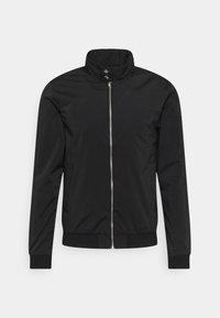 JCORAM JACKET - Summer jacket - black