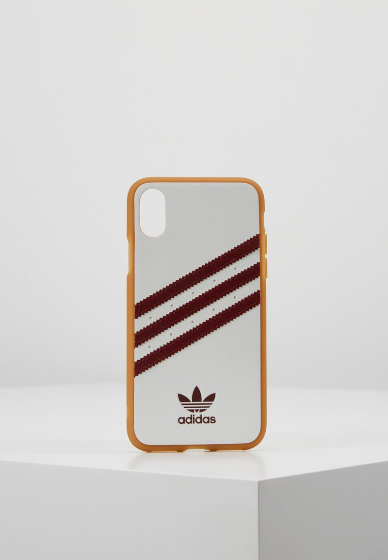 adidas Originals - MOULDED CASE FOR IPHONE X/XS - Etui na telefon - collegiate burgundy