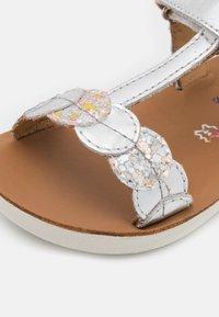 Shoo Pom - GOA DOTS - Sandali - silver/multicolor - 5