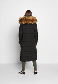 Superdry - NEW ARCTIC LONG PUFFER - Veste d'hiver - black - 2