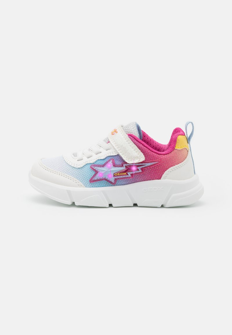 Geox - ARIL GIRL - Sneakers basse - white/multicolor