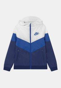 Nike Sportswear - Training jacket - white/game royal/blue void - 0